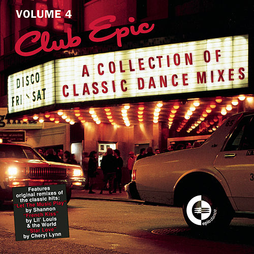 Club Epic Vol. 4 by Various Artists