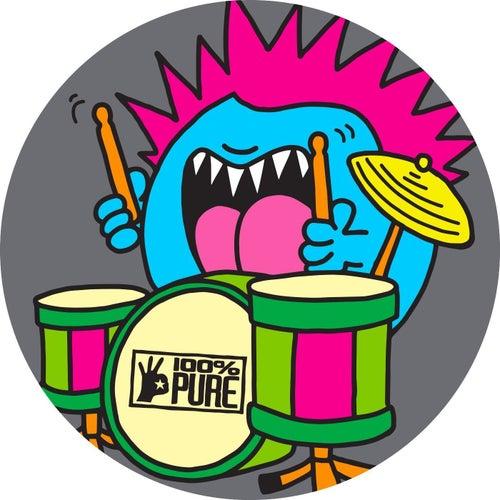 Drumfeld EP by Man
