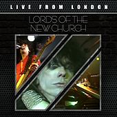 Live From London by Lords Of The New Church