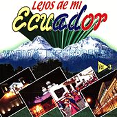 Lejos de Mi Ecuador, Vol. 3 by Various Artists