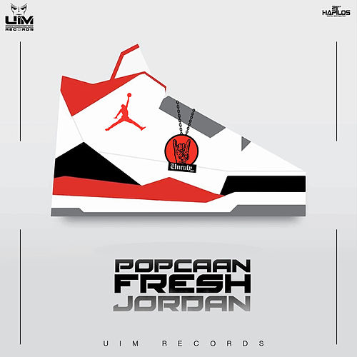 Fresh Jordan - Single by Popcaan