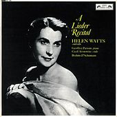 Helen Watts Recital by Helen Watts