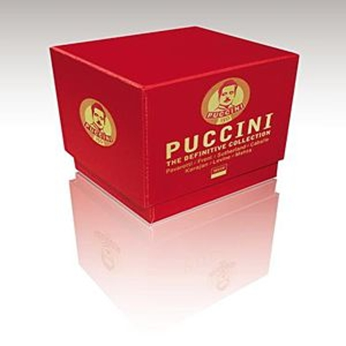 Puccini: Opera Edition by Various Artists