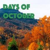 Days Of October von Various Artists