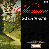 Glazunov: Orchestral Works, Vol.  4 by Iasi Moldova Philharmonic Orchestra and Horia Andreescu