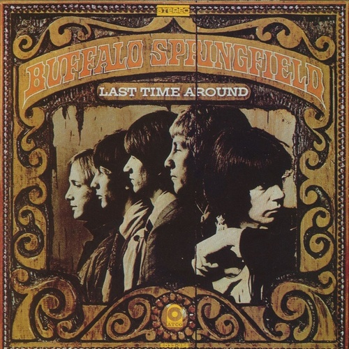 Last Time Around von Buffalo Springfield