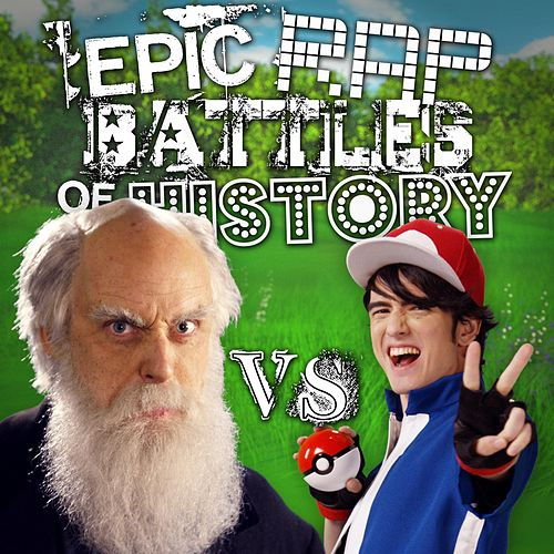 Charles Darwin vs Ash Ketchum by Epic Rap Battles of History