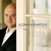 Berg & Brahms: Piano Sonatas von Florian Krumpöck