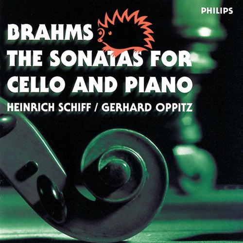 Brahms: The Sonatas for Cello and Piano von Gerhard Oppitz