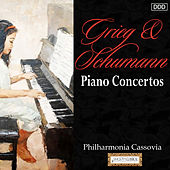 Grieg & Schumann: Piano Concertos by Various Artists