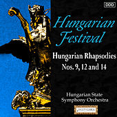 Hungarian Festival: Hungarian Rhapsodies Nos. 9, 12 and 14 by Various Artists