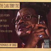 Memories Of Duke by Clark Terry