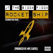 Rocket Ship (feat. Stack Gramz) von JT the Bigga Figga