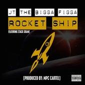 Rocket Ship (feat. Stack Gramz) by JT the Bigga Figga
