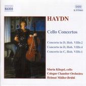 Haydn: Cello Concertos by Franz Joseph Haydn
