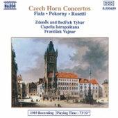 Czech Horn Concertos by Frantisek Antonin Rosetti