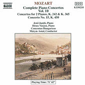 Complete Piano Concertos Vol. 10 by Wolfgang Amadeus Mozart