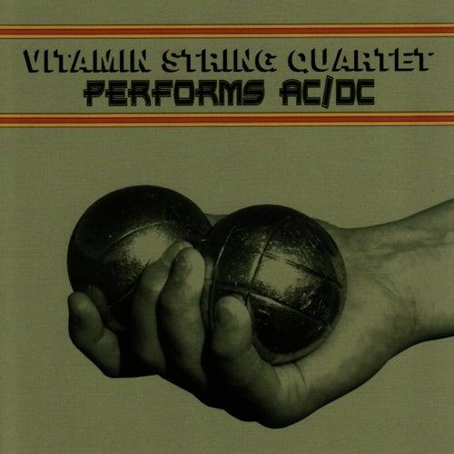 Vitamin String Quartet Performs AC/DC by Vitamin String Quartet