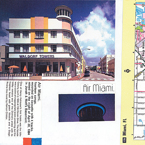Fourteen Songs by Air Miami