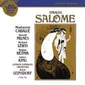 Strauss: Salome - Gesamtaufnahme by Erich Leinsdorf