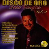 Disco de Oro Vol. 2 by Luis Vargas