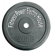 Fitness-Power-Electro-House (25 tracks for fitness & sport!) by Various Artists