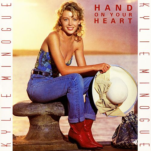 Hand on Your Heart (Remix) by Kylie Minogue