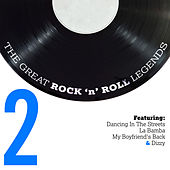 The Great Rock n Roll Legends Vol. 2 by Various Artists