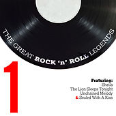 The Great Rock n Roll Legends Vol. 1 by Various Artists