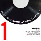The Great Rock n Roll Legends Vol. 1 von Various Artists