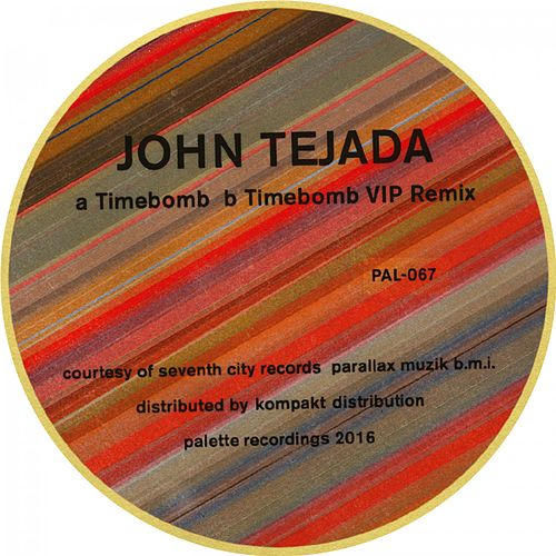 Timebomb by John Tejada