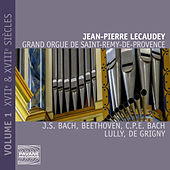 Grand orgue de Saint-Rémy-de-Provence, Vol. 1 (XVIIe & XVIIIe siècles) by Jean-Pierre Lecaudey