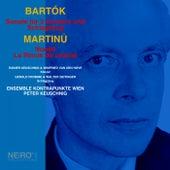 BARTOK: Sonate für 2 Klaviere und Schlagzeug. MARTINU: Nonett; La Revue de cuisine by Ensemble Kontrapunkte Wien