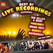Best of Live Recordings von Various Artists