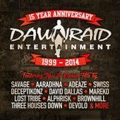 Dawn Raid Entertainment 15 Year Anniversary (1999 - 2014) by Various Artists