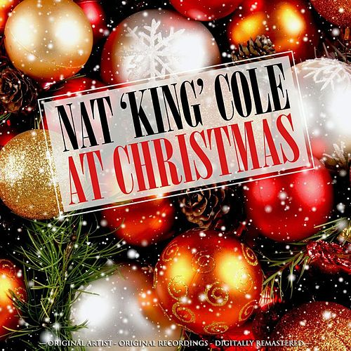 At Christmas von Nat King Cole