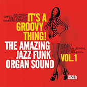 It's a Groovy Thing! Vol..1 (The Amazing Jazz Funk Organ Sound) by Various Artists
