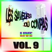 Saveurs du compas, vol. 9 (Live) by Various Artists