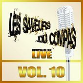 Saveurs du compas, vol. 10 (Special Old School) [Live] by Various Artists