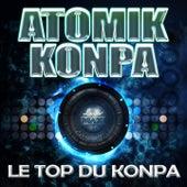 Atomik Konpa (Le top du Konpa) by Various Artists