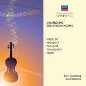Violinissimo: Great Violin Encores von Various Artists