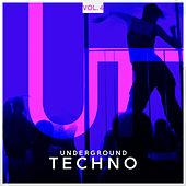 Underground Techno, Vol. 4 by Various Artists