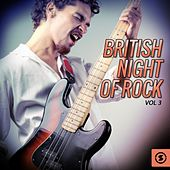 British Night of Rock, Vol. 3 by Various Artists