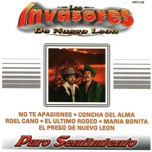 Puro Sentimiento by Los Invasores De Nuevo Leon