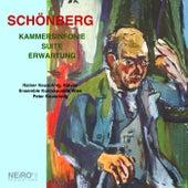 Arnold Schönberg: Kammersinfonie, Suite, Erwartung by Ensemble Kontrapunkte Wien