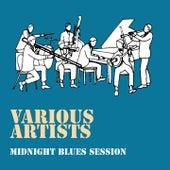 Midnight Blues Session von Various Artists