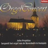 Orgelconcert vanuit de Bovenkerk te Kampen by John Propitius