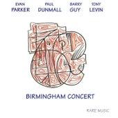 Birmingham Concert by Evan Parker