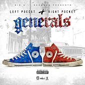 Left Poccet Right Pocket Generals by Various Artists