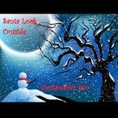 Santa Look Outside by Christopher Jam